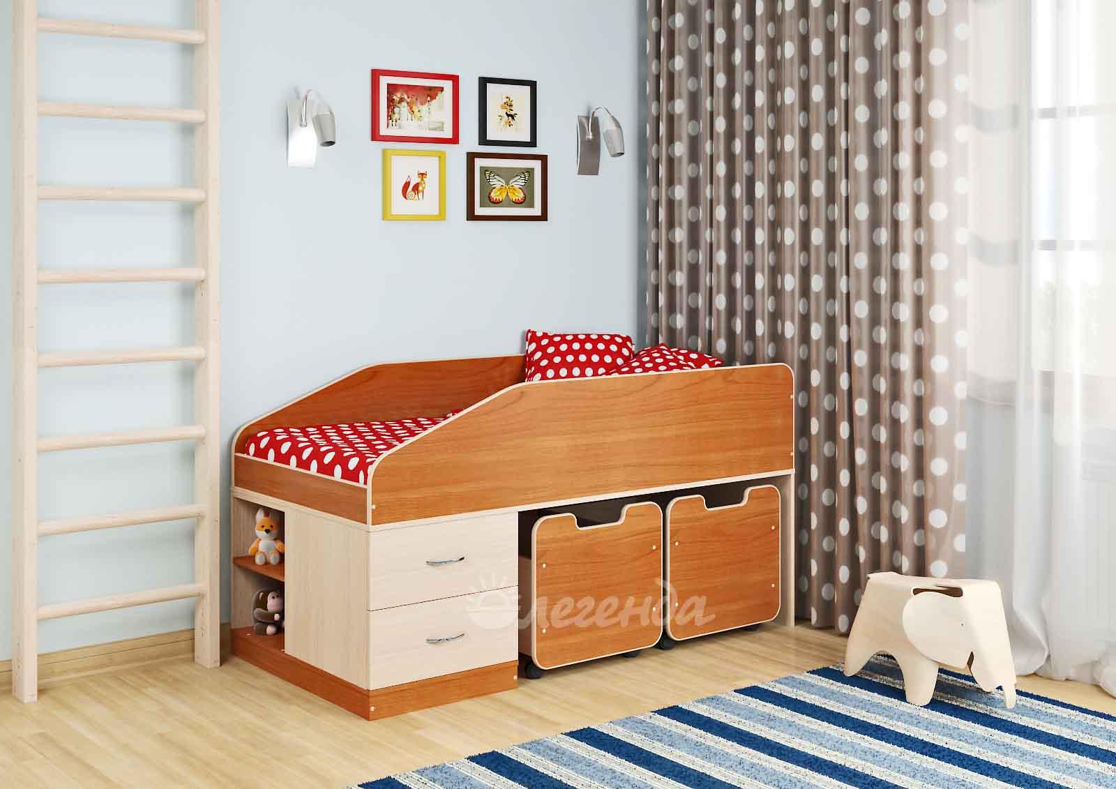 Мебель с доставкой! - кровать Чердак легенда москва.
