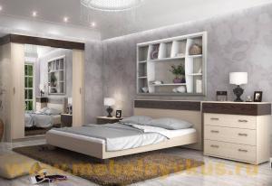 Выбираем мебель для спальни