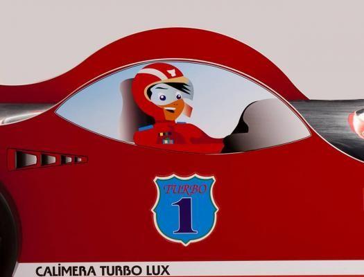 Кровать-машина TURBO LUX T505LX-2