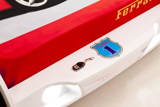 Кровать-машина TURBO LUX T505LX-7
