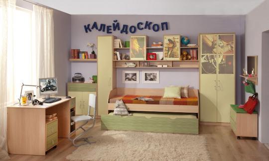 Детская комната Калейдоскоп-1