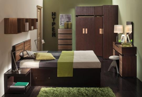 Спальня Hyper-1