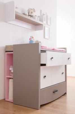 Комната для новорожденных Pink Birdy-2