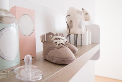 Комната для новорожденных Pink Birdy-3