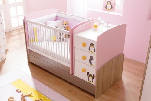 Комната для новорожденных Pink Peny-2