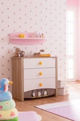 Комната для новорожденных Pink Peny-1