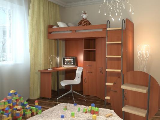 Кровать-чердак М-85-7