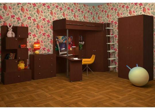Детская комната М-85-3