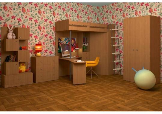 Детская комната М-85-2