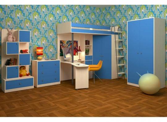 Детская комната М-85-1