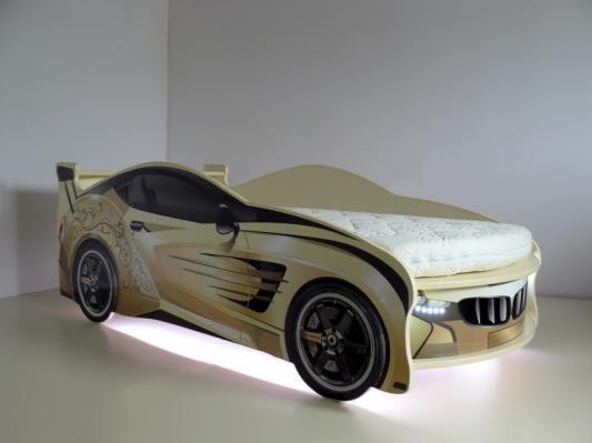 Кровать-машина Форсаж-1