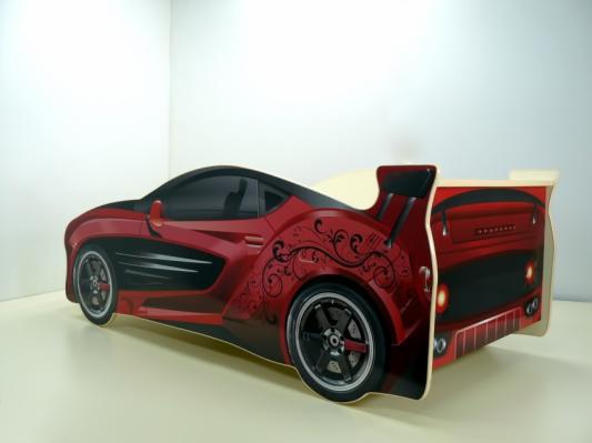 Кровать-машина Форсаж-2