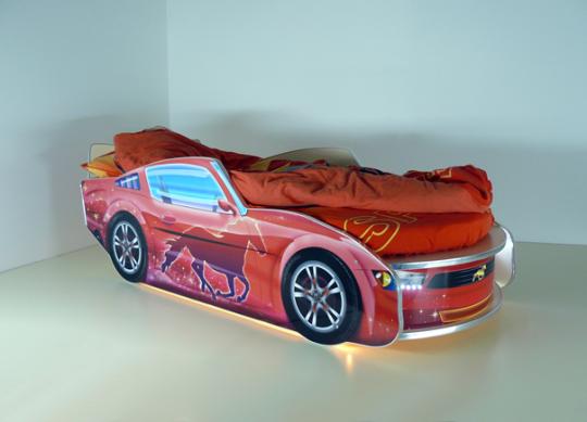 Детская кровать Мустанг Премиум-6