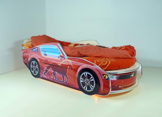 Детская кровать Мустанг Премиум-5