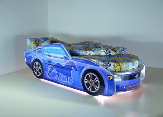 Детская кровать Мустанг Премиум-4