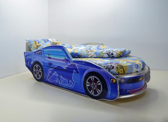 Детская кровать Мустанг Премиум-3