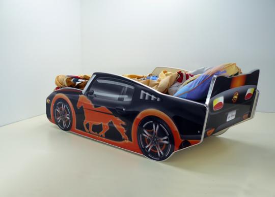 Детская кровать Мустанг Премиум-1