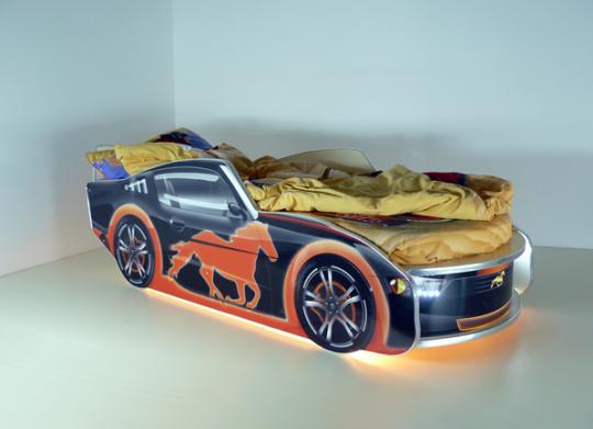 Детская кровать Мустанг Премиум-9