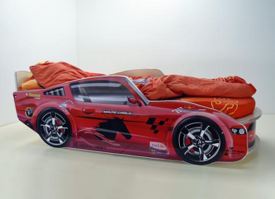 Детская кровать Молния Премиум-5