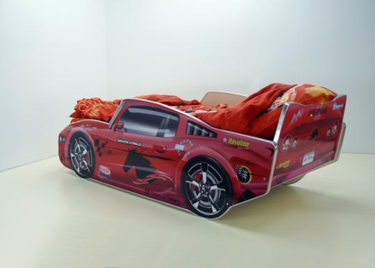 Детская кровать Молния Премиум-4