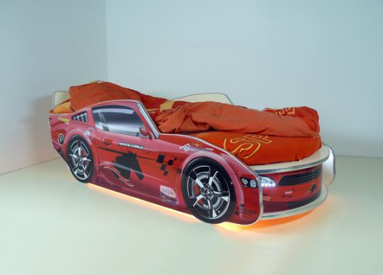 Детская кровать Молния Премиум-3