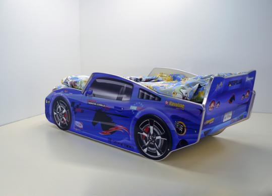Детская кровать Молния Премиум-2