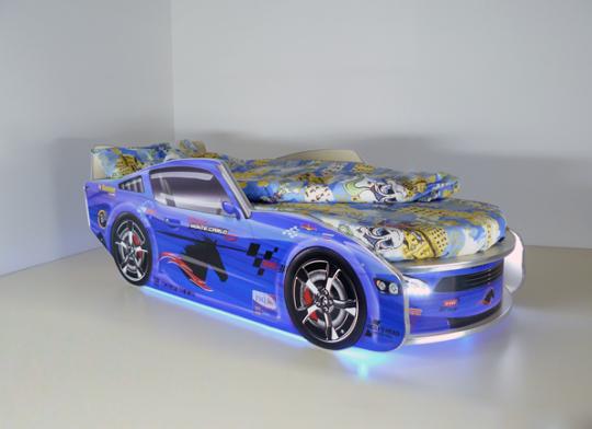 Детская кровать Молния Премиум-1