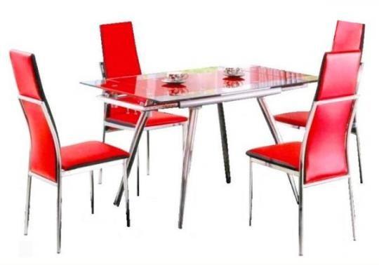 Стол обеденный раскладной TB005-1