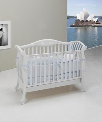 Кровать 125x65 Divina Glamour-2