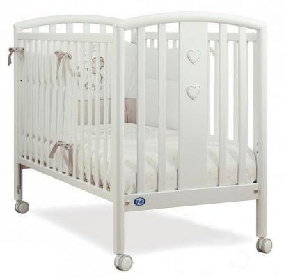 Кровать Pali Mia с матрасом -1