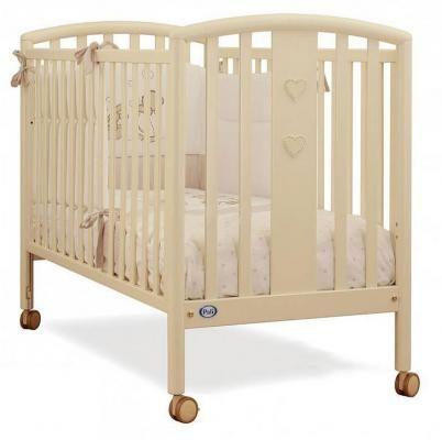 Кровать Pali Mia с матрасом -2