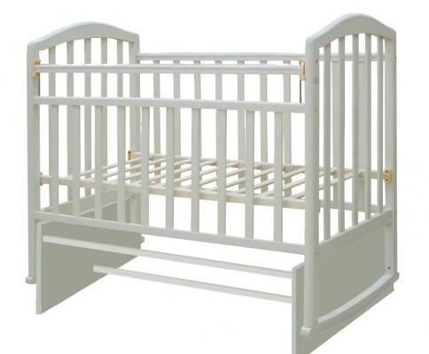 Кроватка-маятник Алита-3-3