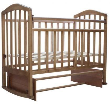 Кроватка-маятник Алита-3-1