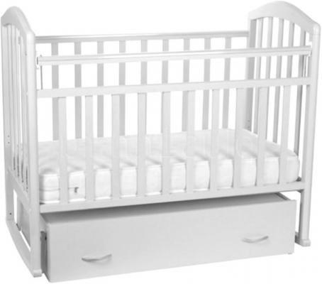 Детская кроватка-маятник Алита-4-2
