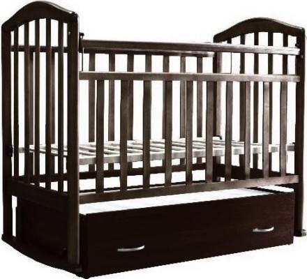 Детская кроватка-маятник Алита-4-5