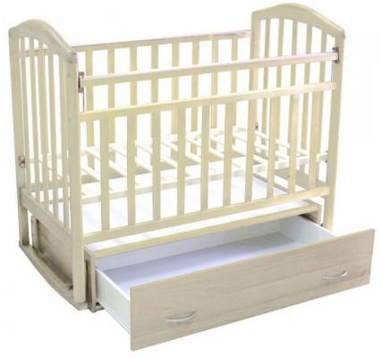 Детская кроватка-маятник Алита-4-4