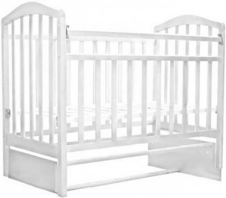Детская кроватка-маятник Алита-5-4