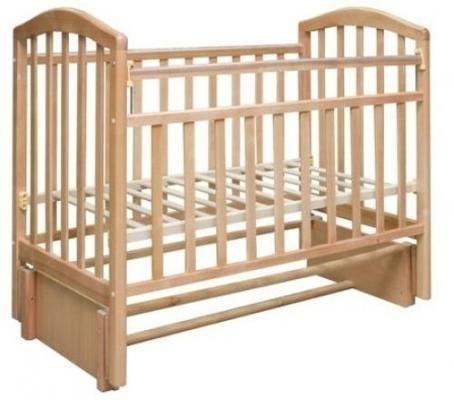 Детская кроватка-маятник Алита-5-3
