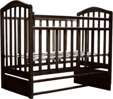 Детская кроватка-маятник Алита-5-2