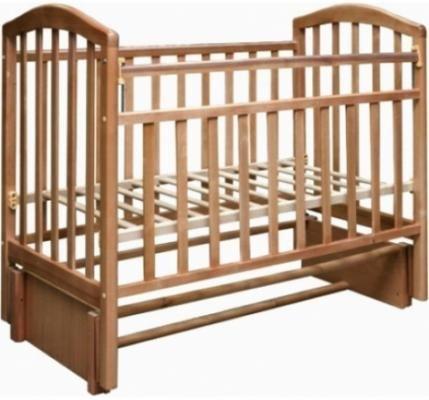 Детская кроватка-маятник Алита-5-1