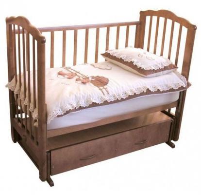 Кроватка Элина С-669-1