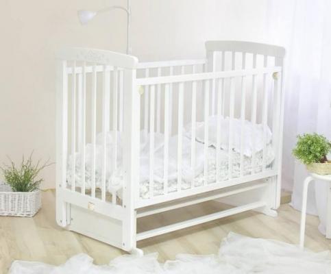 Кроватка Марина С-702 (резьба)-1