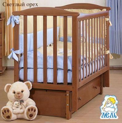 Кроватка АБ 15.3 Лютик-2