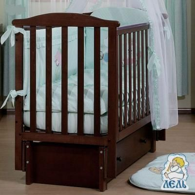 Кроватка АБ 15.3 Лютик-1