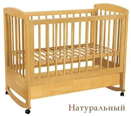 Кроватка АБ 16.1 Ромашка-3