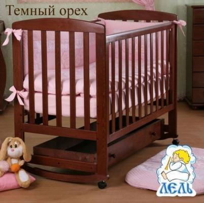 Кроватка АБ 16.1 Ромашка-4