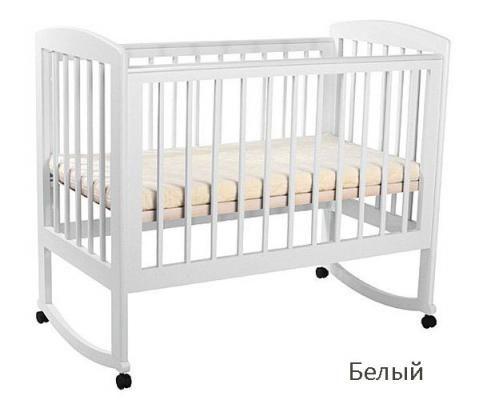 Кроватка АБ 16.0 Ромашка-2