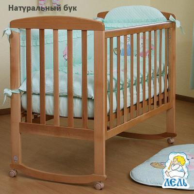 Кроватка АБ 16.0 Ромашка-4
