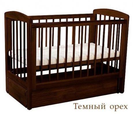 Кроватка АБ 16.3 Ромашка-1