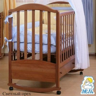 Кроватка АБ 17.1 Лилия-1